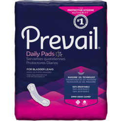Prevail Bladder Control Pad Overnight