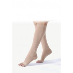 Jobst Relief Knee High Unisex Compression Socks OPEN TOE 20-30 mmHg