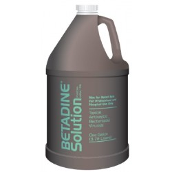 Betadine Solution 10% 1 Gallon Bottle - 6761815001