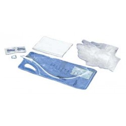 Antibacterial Hydro Personal TOUCHLESS Catheters Closed System by Rochester Medical