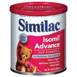 Similac Isomil Advance Infant Formula 13 oz. - 56975