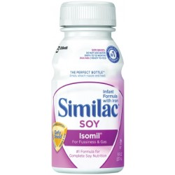Similac Isomil Advance Infant Formula 8 oz. - 58601