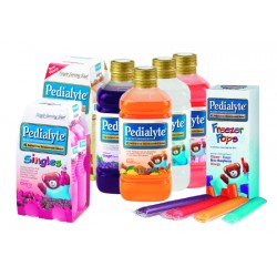 Pedialyte Unflavored 2 oz. Bottle, Institutional 2 oz. - 59892