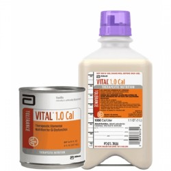 Vital High Protein Tube Feeding Formula 1000 mL - 63081