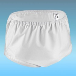 Sani-Pant Waterproof Cover-Up Washable Brief Light Absorbency