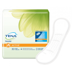 TENA Serenity ACTIVE Ultra Thin Pads REGULAR