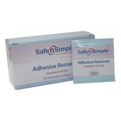 Safe n Simple Adhesive Remover