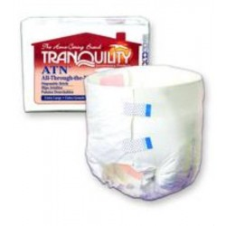 Tranquility ATN Tab Closure Incontinent Brief Heavy Absorbency Small - PU2184CA