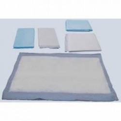 Vinyl Reusable Soaker Cotton Underpads