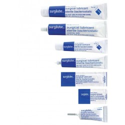 Surgilube Surgical Lubricant Sterile Bacteriostatic