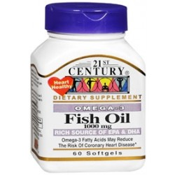 21st Century Fish Oil - 1155365