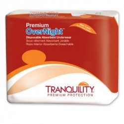 Tranquility Premium OverNight Disposable Absorbent Underwear
