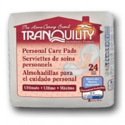 Ultimate Bladder Control Pad Heavy Absorbency 13.5 Inch Length - 2381