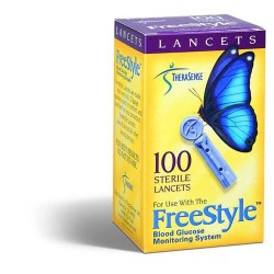 Therasense FreeStyle Lancets - Sterile