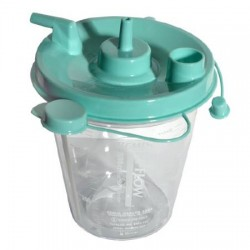800 cc Hi Flow Suction Canister - RES023
