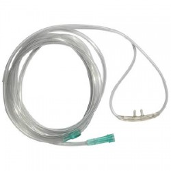 Cannula Nasal Ped 7' Tube 50Ea/Cs Sunset - RES1207