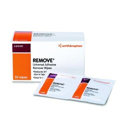 Remove Adhesive Remover Wipe by Smith & Nephew