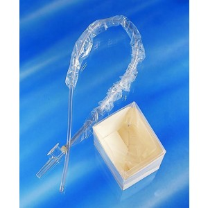 """No Touch"" Suction Catheter"