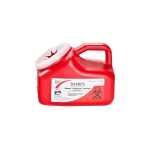 1 Gallon Sharps Mail Back Sharps Disposal System 11008